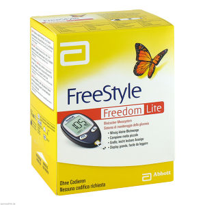 FreeStyle Freedom LITE Set mg/dl ohne Codieren